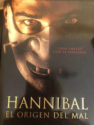 Libro HANNIBAL el origen del mal