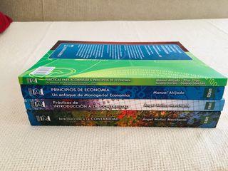 Libros ADE UNED