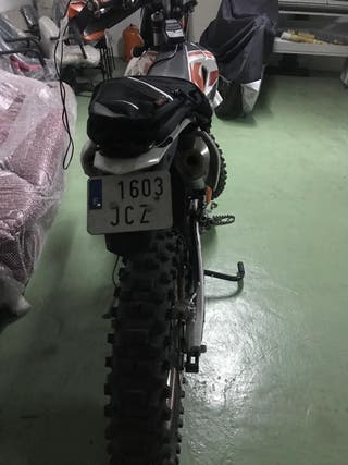 KTM 350F Freeride