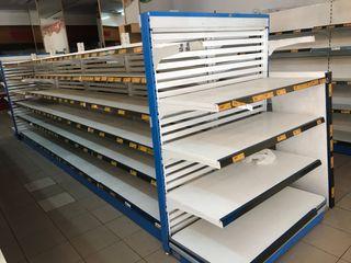 Fabrica De Estanterias Metalicas En Zaragoza.Estanterias Para Supermercado De Segunda Mano En Wallapop
