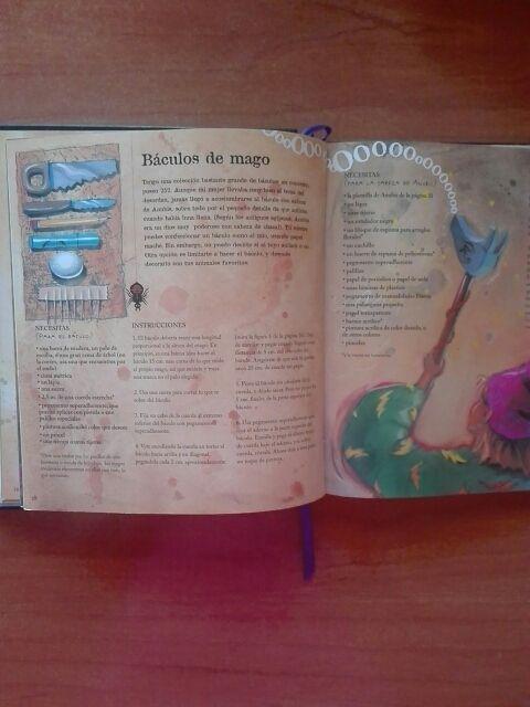 Libros del APRENDIZ DE BRUJO.