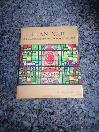 """LIBRO """"JUAN XXIII"""""""