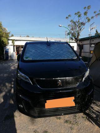 Peugeot Traveller 2018 camperizada