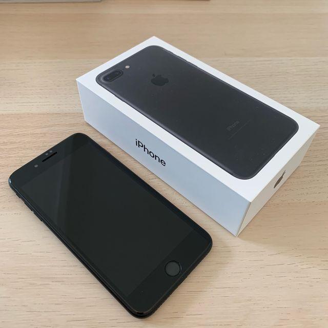 iPhone 7 Plus 32G Black 2017