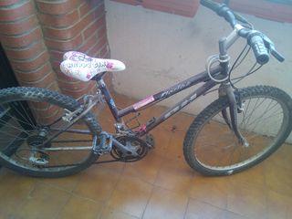 bici biña 6 - 12 años aprox. en perfecto estado.