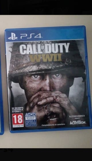 Juegos 2 Call Of Duty Ps4