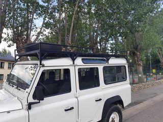 Baca de trabajo Land Rover Defender