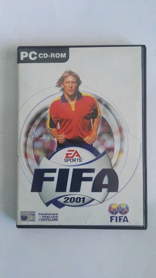 Fifa 2001 PC