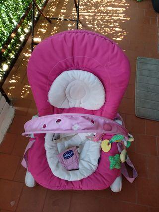 Hamaca Chicco color Rosa