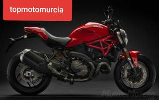 ducati monster 821 2019 topmotomurcia