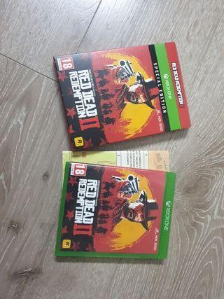 Red Dead redemption II edicion especial - XBOX ONE