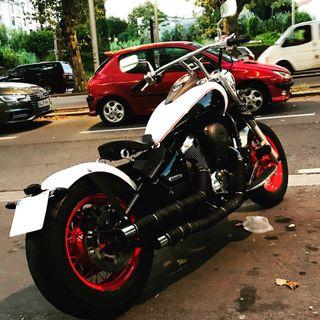 Kawasaki vn 900 bobber