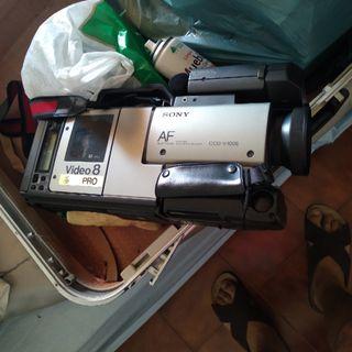 cámara video 8 siny
