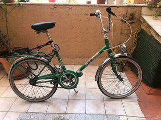 Bicicleta BH antigua renovada + campanilla