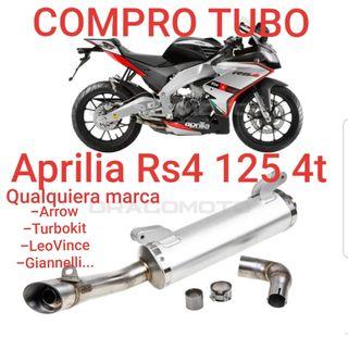 Tubo Aprilia Rs4 125 4t