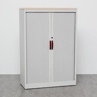 Armario Metálico con Cerradura Puerta PERSIANA