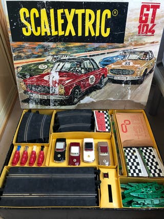 Scalextric Exin GT 104