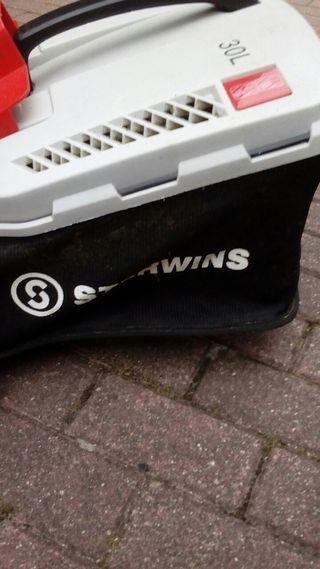 cortacesped sterwins 30 l electrico
