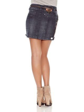 Falda Desigual tejana talla M