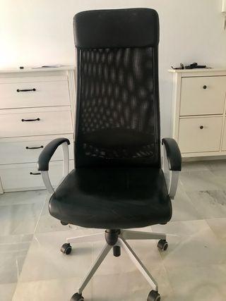 Ikea Segunda Oficina De La En Málaga Sillas Mano Provincia ymON8vn0w