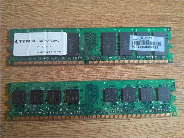 MEMORIA RAM 1GB DDR2 667 MHZ