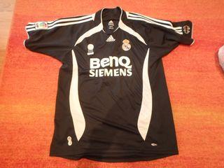 camiseta real madrid v. nistelrooy adidas talla xl