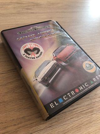 Lotus Turbo Challenge para megadrive