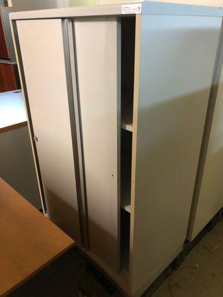 Armario madera puerta corredera