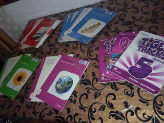 pack completo de libros de 5°