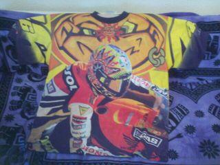 Camiseta Honda Valentino Rossi XL Nueva