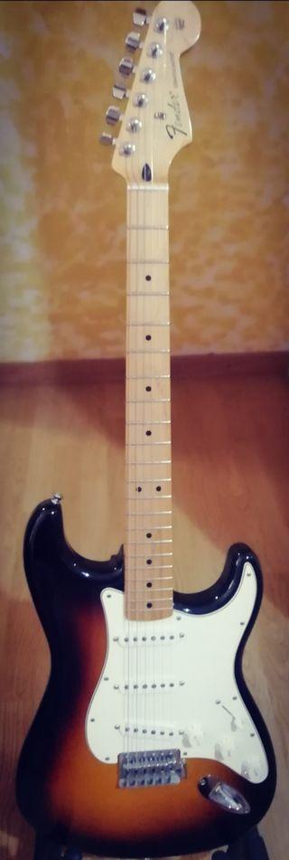 Fender Stratocaster MIM Sunburst Alnico