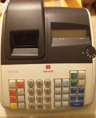 Caja registradora OLIVETTI ERC 7100
