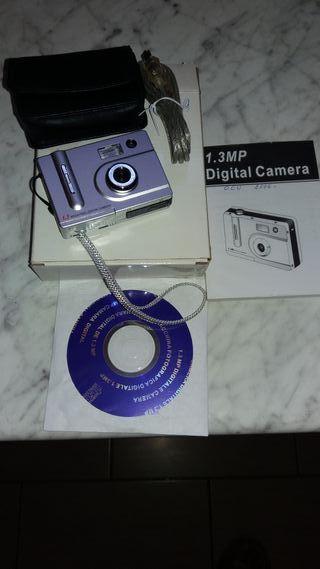 CAMARA DIGITAL + PDA
