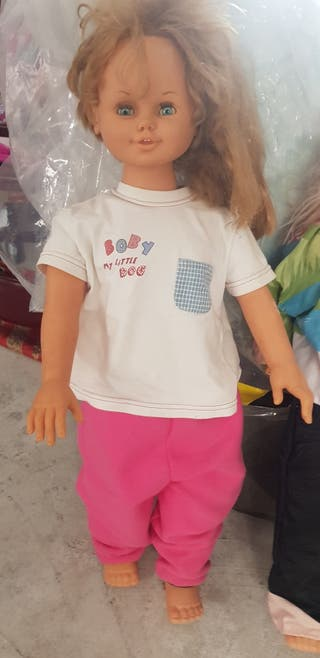 muñeca antigua.grande.Rosaura