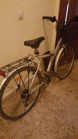 """Bicicleta de 26"""" de paseo"""