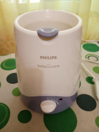 calienta biberones y potitos Philips