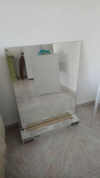 Espejo de cuarto de baño