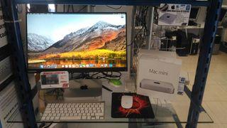 Mac mini core i5 , Incluye ratón más teclado