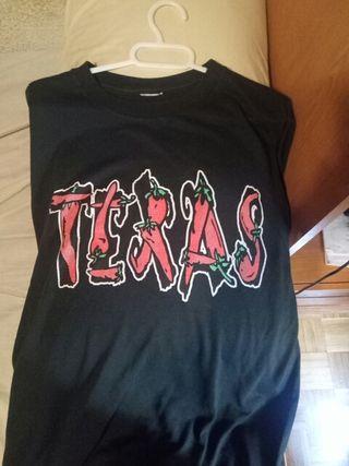 Camiseta Texas