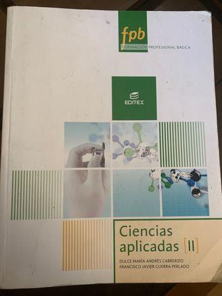 Libro ciencias aplicadas 2 FPB