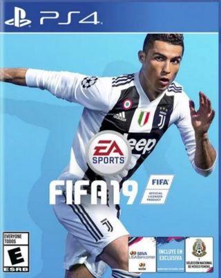 ¡¡¡OPORTUNIDAD!!! FIFA 19 PARA PS4