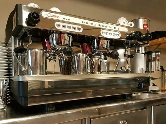 Cafetera Espresso Cimbali M27