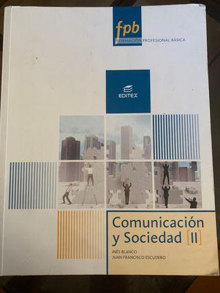 Libro comunicación y sociedad 2 FPB