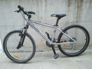 """Bici Rockrider 24"""""""