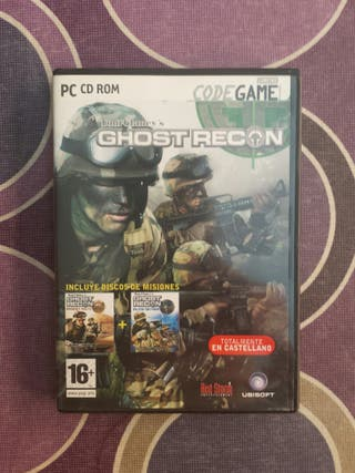 Ghost Recon PC