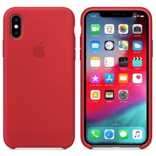 Apple case iPhone X XS product red
