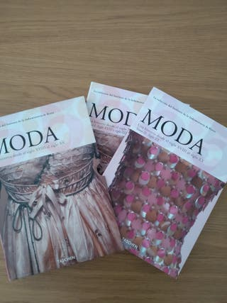 Libros TASCHEN moda