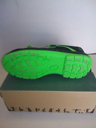 Zapatos para Mujer Adidas Mujer Blanco Exquisito Zapatillas Deportivas Piel Zapatos para Mujer WEADBS00Y