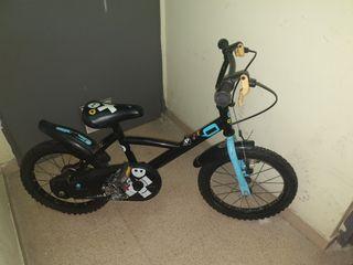 Bicicleta infantil B Twin for Kids