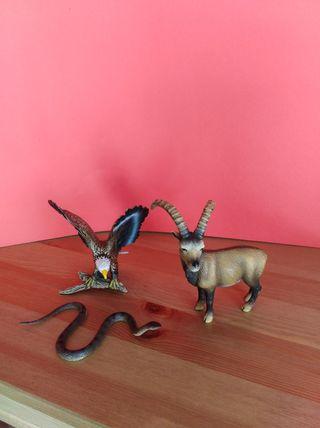 Cabra Montesa Serpiente y Àguila